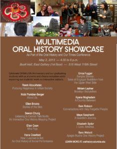 Multimedia Showcase